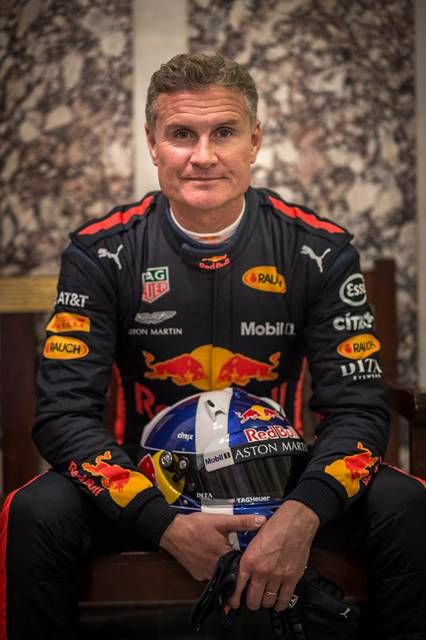 F1 Legend David Coulthard To Steer The Red Bull Cape Town Circuit photo