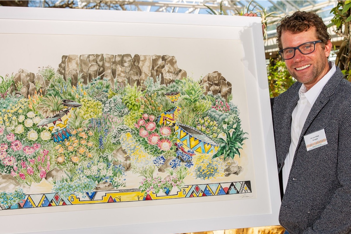 How Sa Is Going For Gold At The Chelsea Flower Show photo
