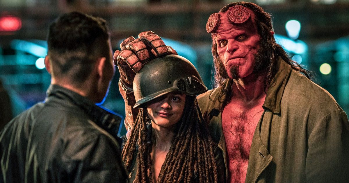 #onthebigscreen: Breakthrough, After And Hellboy photo