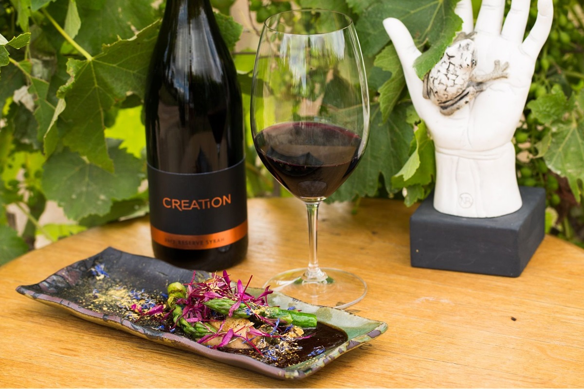 The 'harvest Story Of Creation' Is Wine Pairing At Its Best photo