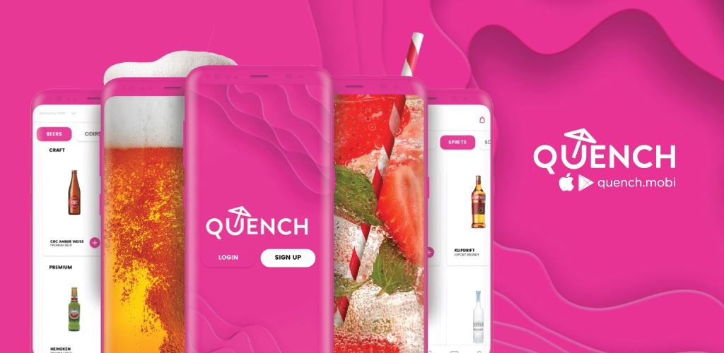 Drinks Delivery App Quench Expands To Gauteng And Kzn photo