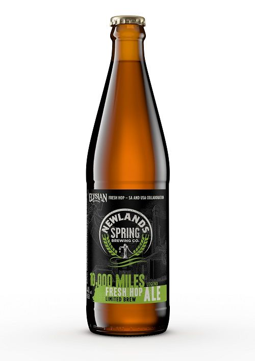 Ab Inbev Brewers Collaborate On Unique Fresh Hop Ipa photo