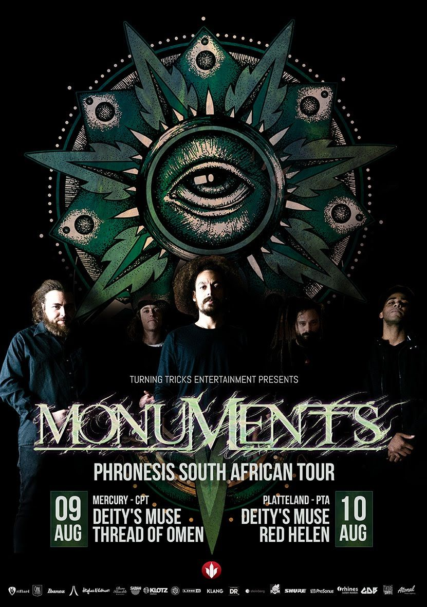 Monuments To Perform In Sa In August photo