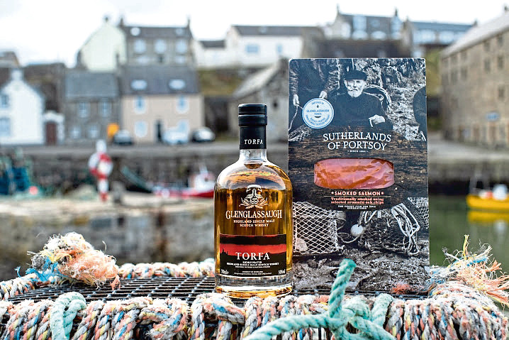 Portsoy Pairings: Discover Two New Taste Sensations In Pretty Seaside Village photo
