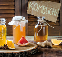 Quick Kombucha At Home: Sodastream Partners With Soda Press Co. photo
