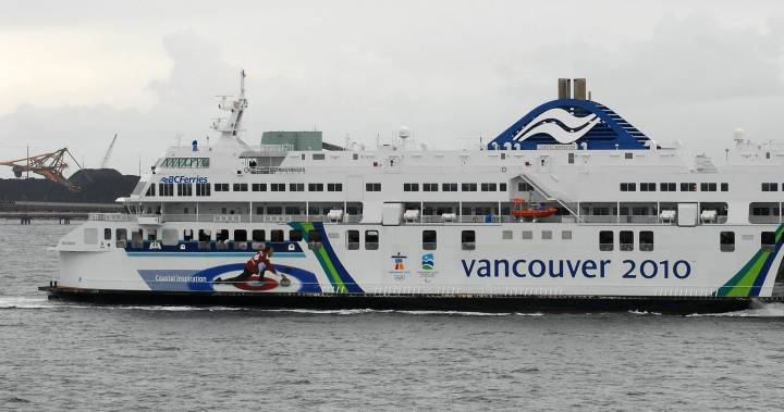 Bc Ferries Set To Sell Beer, Wine Aboard Tsawwassen-swartz Bay Sailings photo