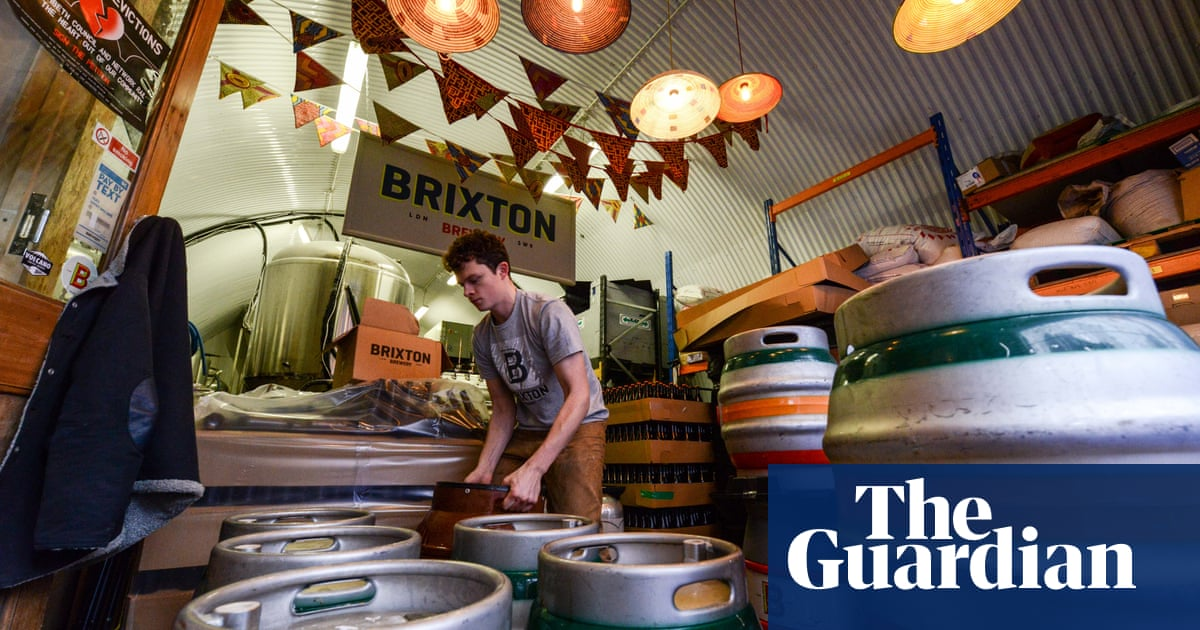 British Craft Beer Boom Stalls As Big Drinks Companies Muscle In photo
