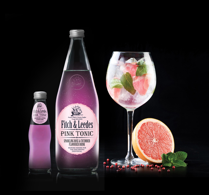 Fitch & Leedes goes BIG with new 750ml glass bottle photo