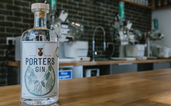 Porter?s Gin Expands Into France photo