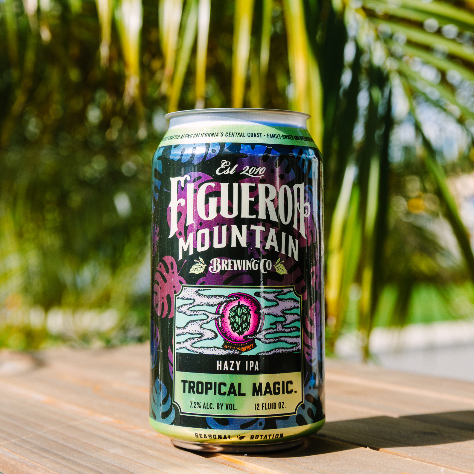 Figueroa Mountain Brewing Co. Releases Tropical Magic Hazy Ipa photo