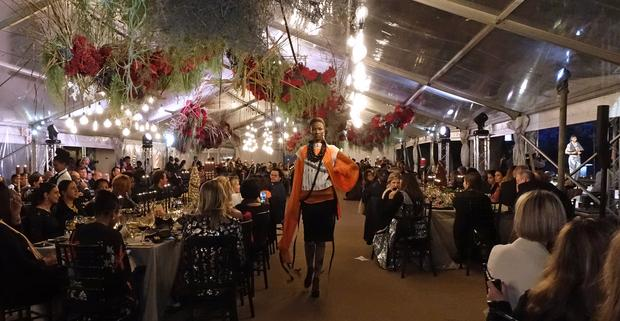 Watch: Afi Gala Dinner Brings Glitz, Glam And Fashion To Groot Constantia photo