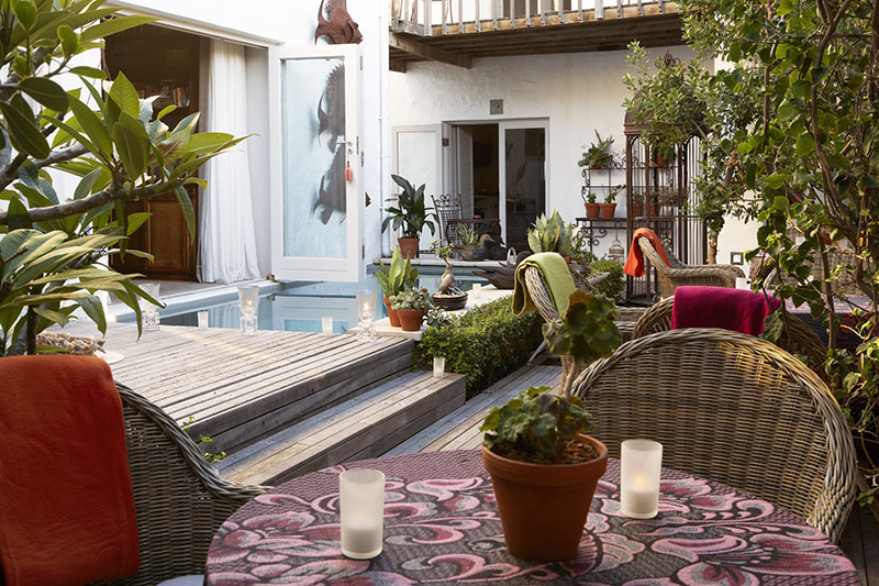 Winter Indulgence Awaits At Abalone House And Pool Villas In Paternoster photo