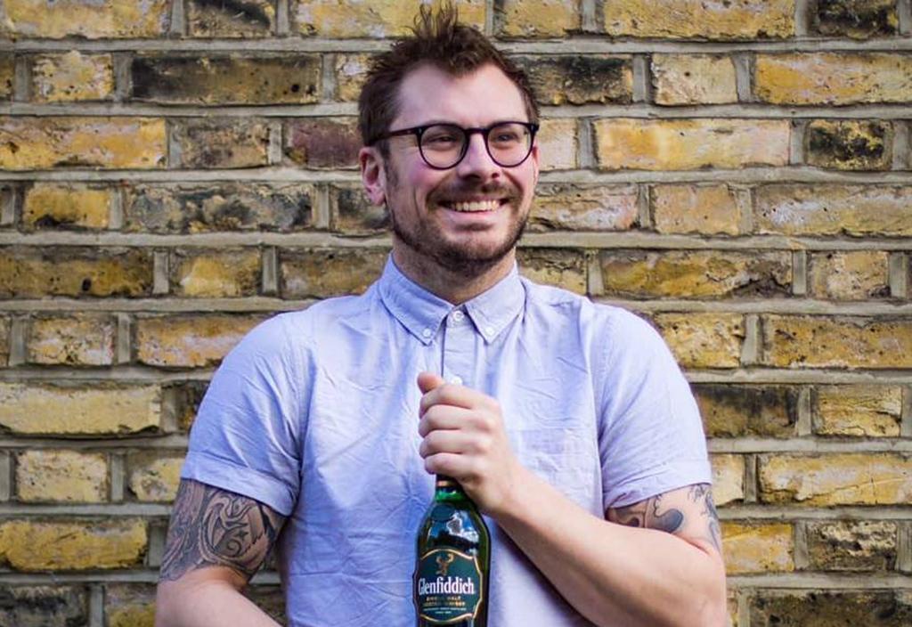 Alex Is New Glenfiddich Brand Ambassador photo
