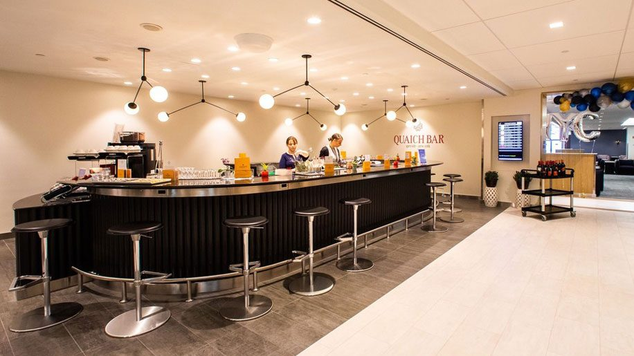 British Airways Unveils Revamped Club Lounge At New York Jfk Terminal 7 ? Business Traveller photo