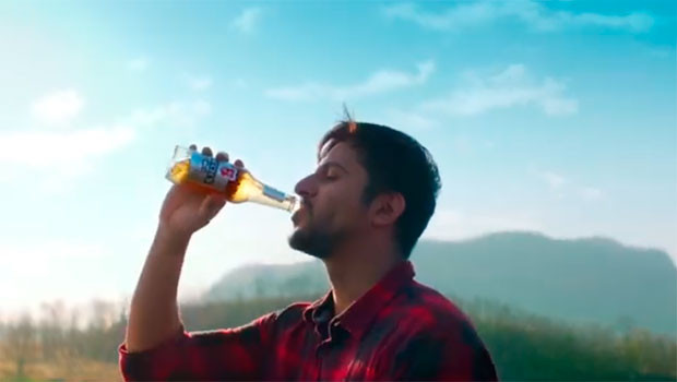 Beck?s Ice Takes A ?smooth? Jab At Kingfisher In New Spot photo