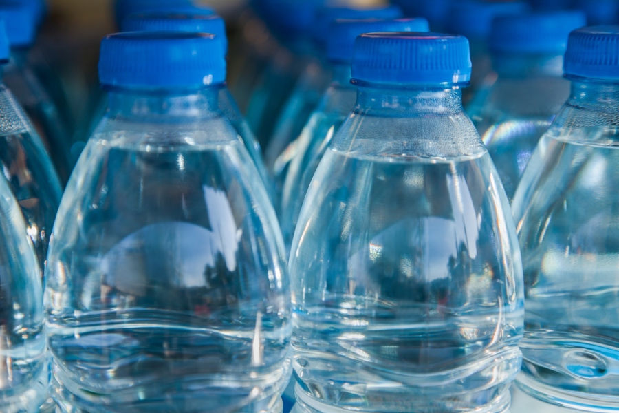 Elevated Arsenic Levels Found In Some Bottled Water Brands photo