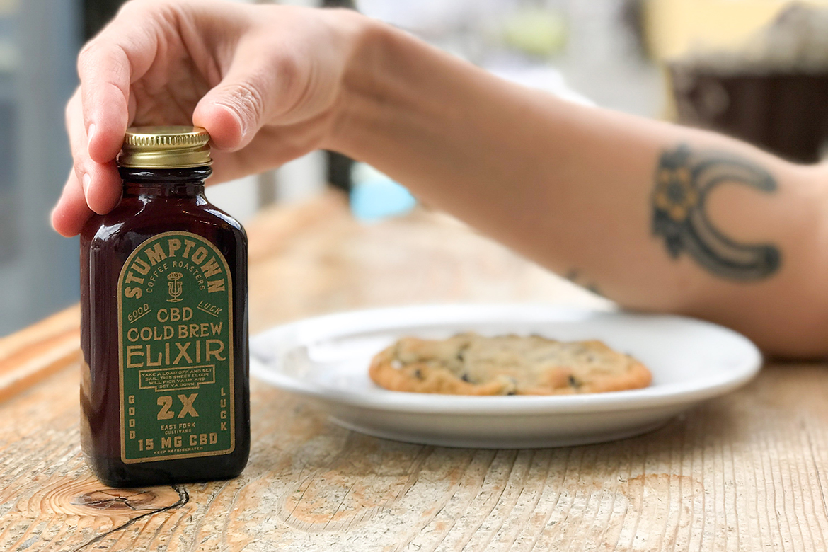 Stumptown To Release Cbd Cold Brew Elixir Just In Time For The Holidays photo