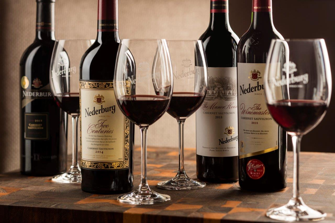 Cabernet Sauvignon tasting LR A Touch Of Tradition At Nederburg This Easter