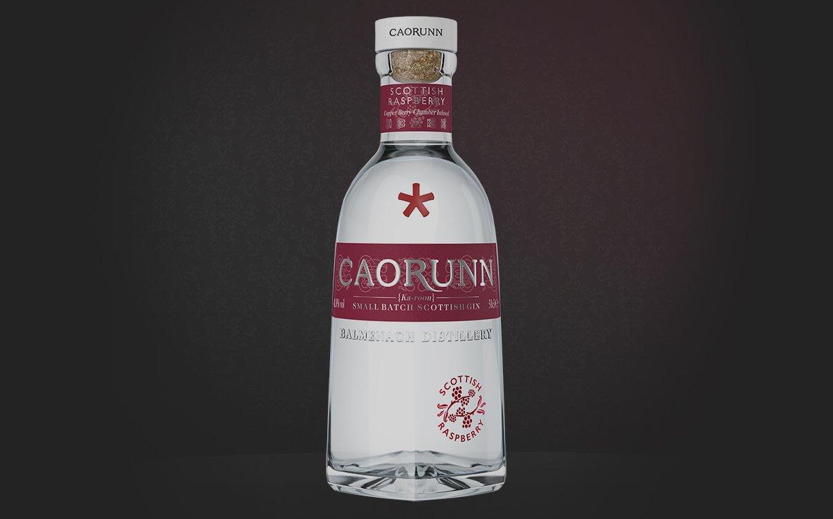 Scotland's Caorunn Gin Marks Ten Years With New Raspberry Edition photo