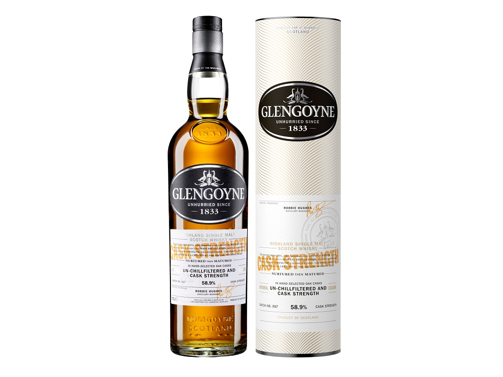 Glengoyne Batch 007 Is For Your Lips Only photo