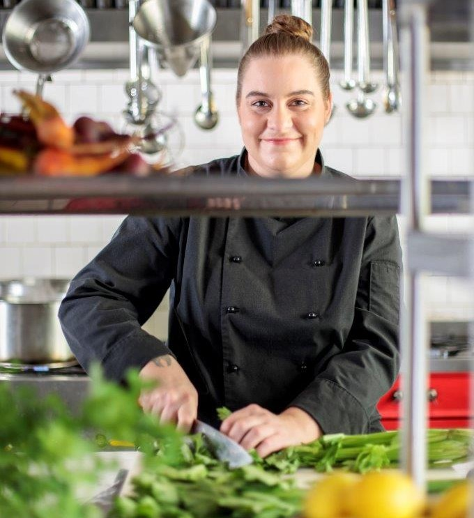 Chef Lisa Cilliers LR A Touch Of Tradition At Nederburg This Easter