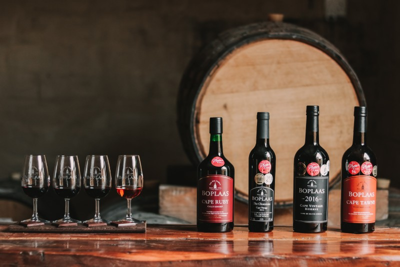 Boplaas wines top the charts in SAWi multi-competition evaluation photo
