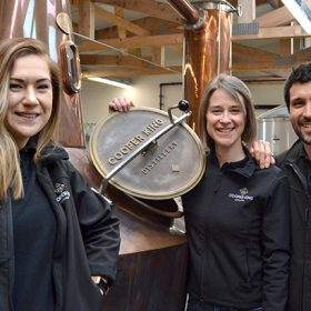 Cooper King Distillery Hires First Full-time Employee photo