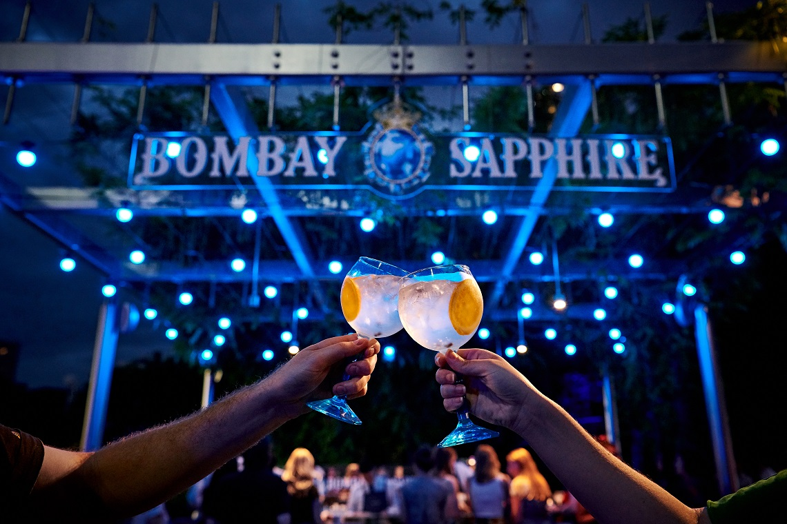 In Pictures: Bombay Sapphire Celebrates Successful Ngv Season photo