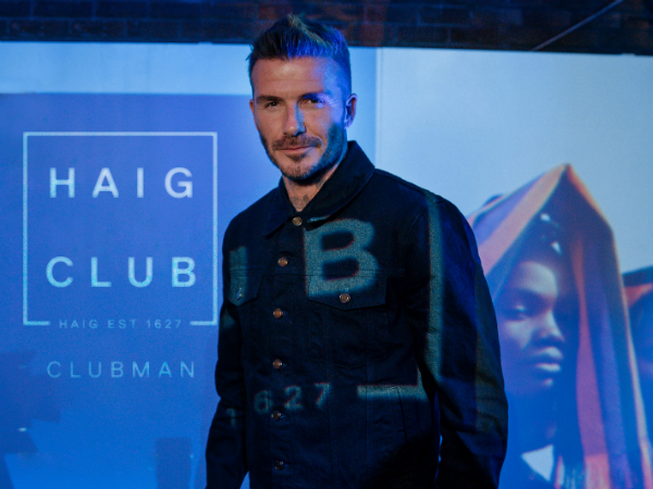 Spotted: David Beckham At One Of Joburg?s Top Restaurants photo