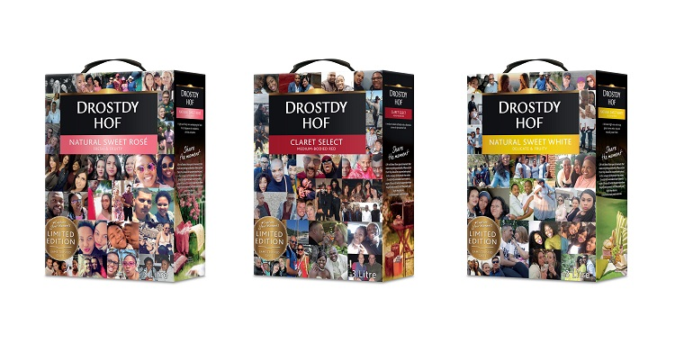 Win 1 Of 8 Limited Edition Hampers With Drostdy Hof photo