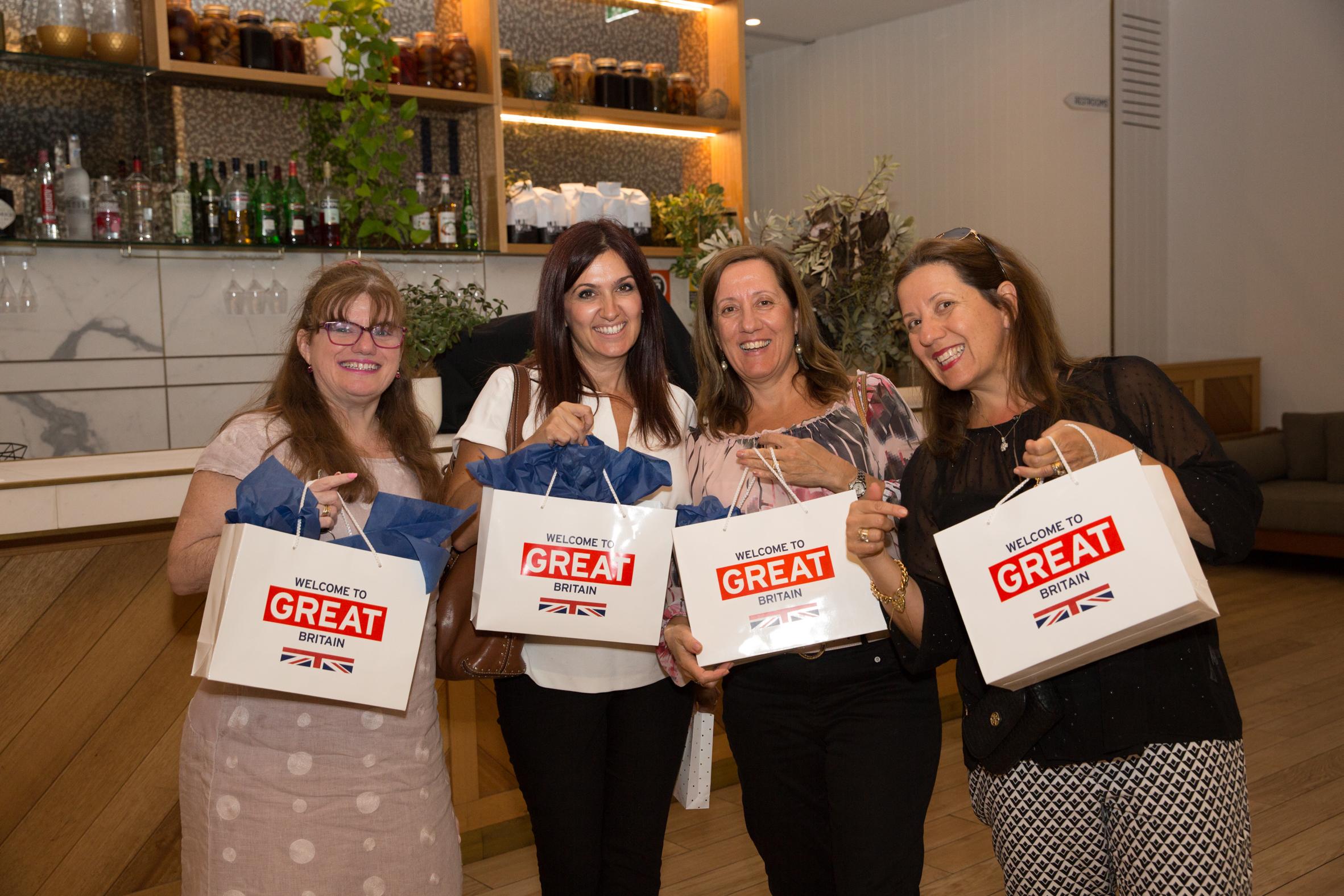 Excite Hosts Exclusive Great Britain Event photo
