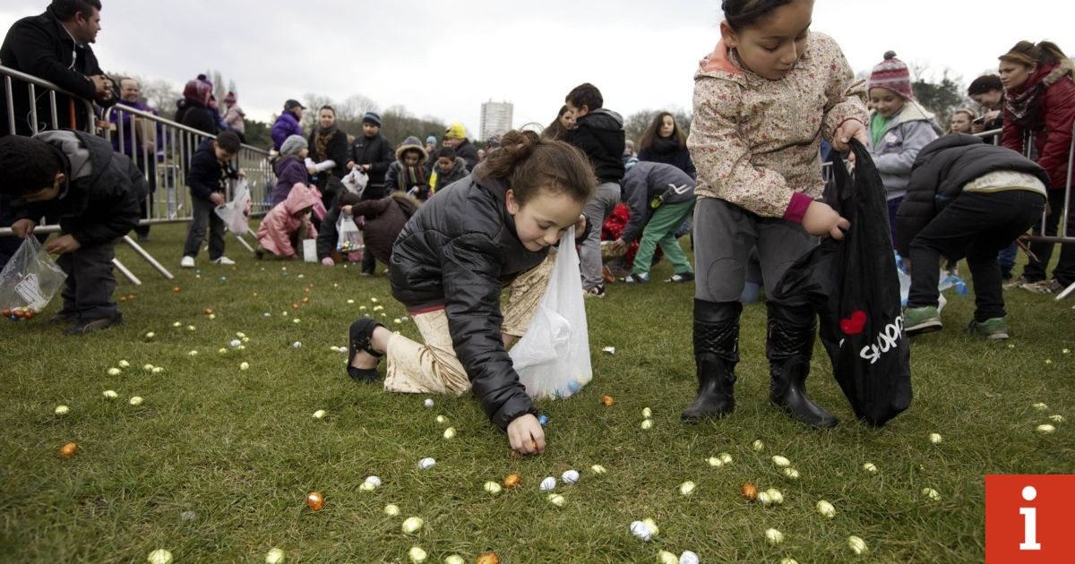 Easter Egg Hunts Near Me: Biggest And Best Events Around The Uk In 2019 photo