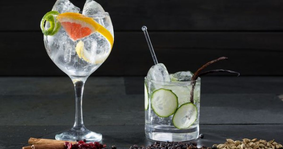 This Brilliant Gin Map Of Yorkshire Has 50 Varieties For You To Try photo