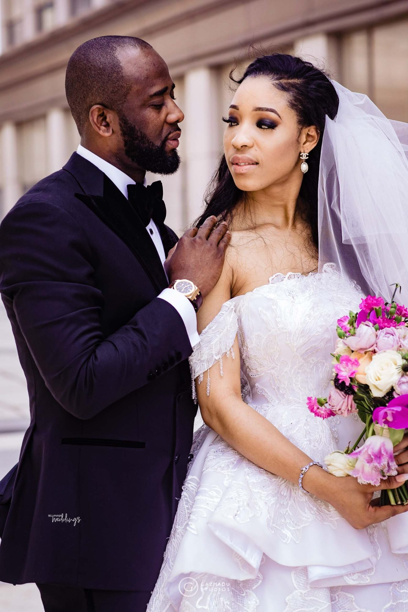 I Have Fallen So Deeply For You! Gloria & Princewill's Fairytale Wedding photo