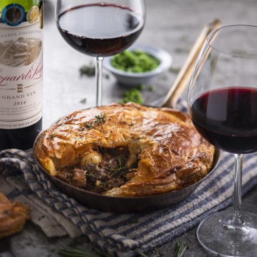 Lamb And Rosemary Pot Pie photo