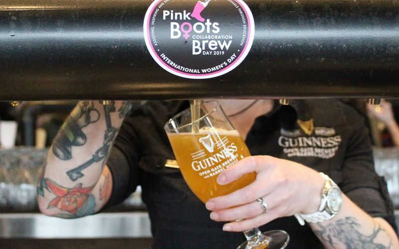 New Guinness Beer Honors Women In The Brewing Industry photo