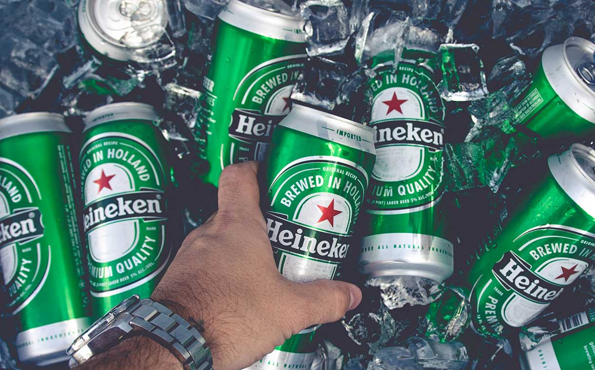 Heineken Records Strong Quarter After Volume Growth In All Regions photo
