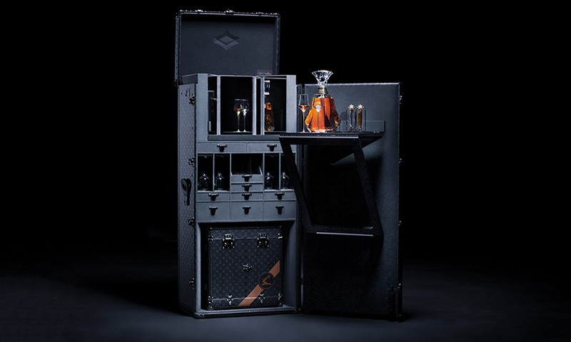 Hennessy X Louis Vuitton To Drop $273,000 Cognac Trunk photo