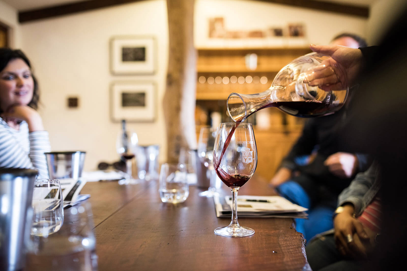 Henschke Hill Of Grace 2014 & Mount Edelstone 2015: Is A Wine Three Or Four Times The Price Three Or Four Times As Good? photo