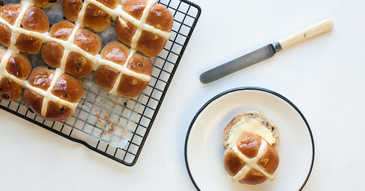 The Significance Of Hot Cross Buns photo