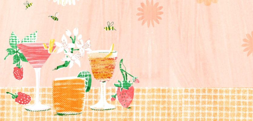 In The Shaker: Citrus Cocktails In Bloom For Spring photo