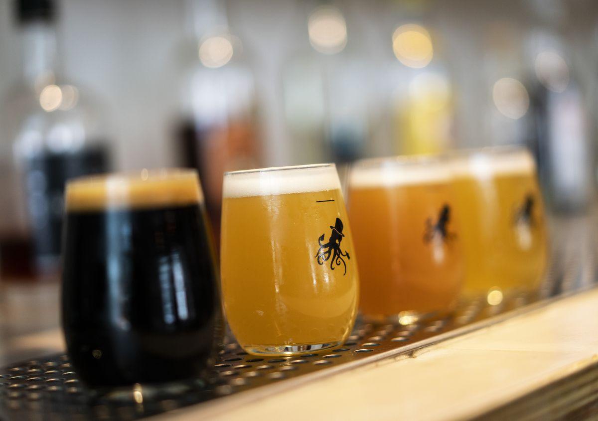 Craft-beer Boom Taps Albertans? Entrepreneurial Ingenuity photo