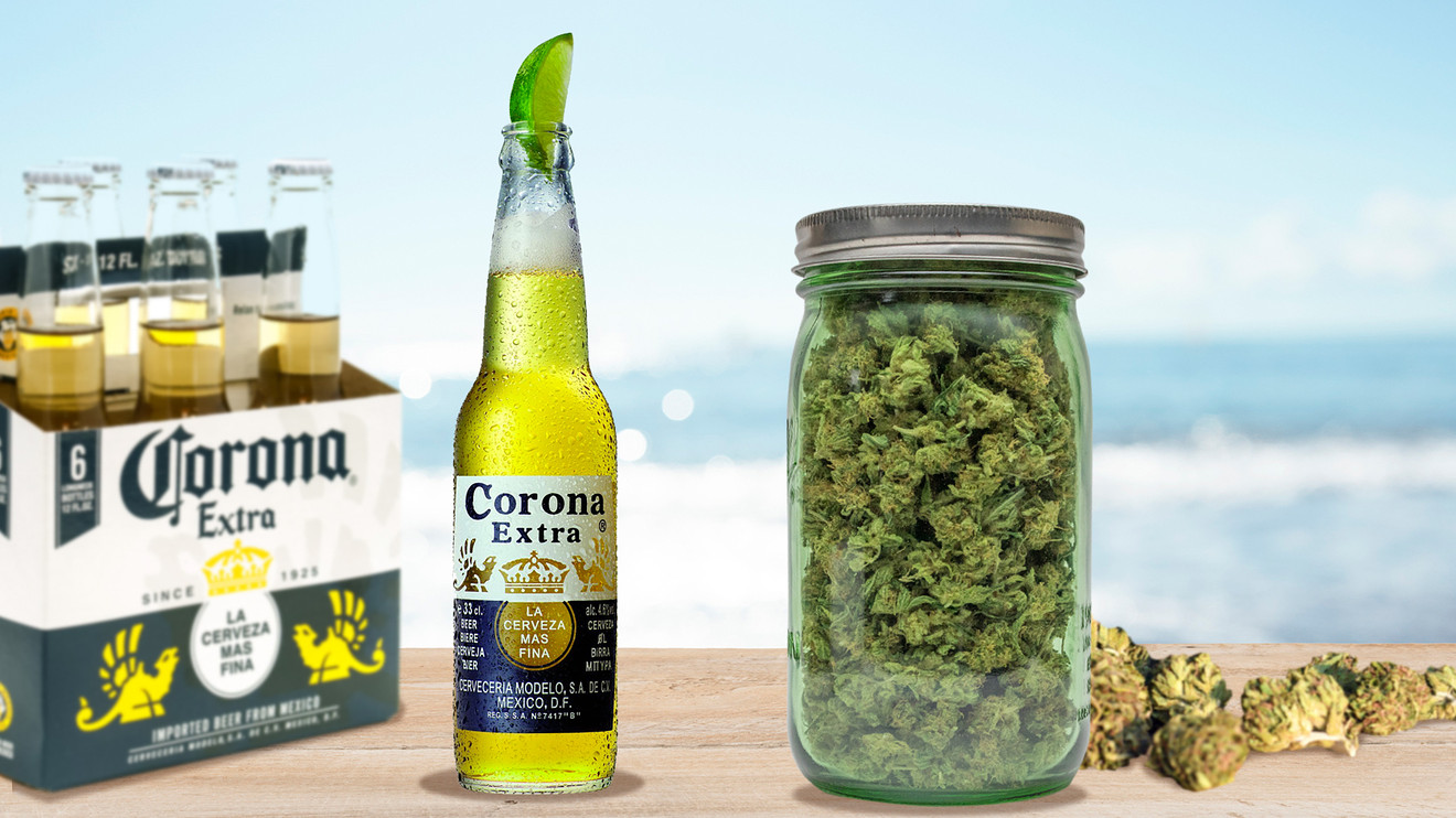 Corona And Canopy: A Mix Of Beer And Pot That Could Juice Your Stock Portfolio photo