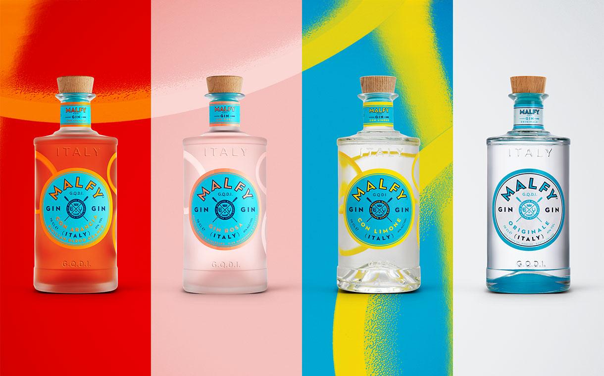 Pernod Ricard To Acquire Biggar & Leith's Italian Gin Brand Malfy photo