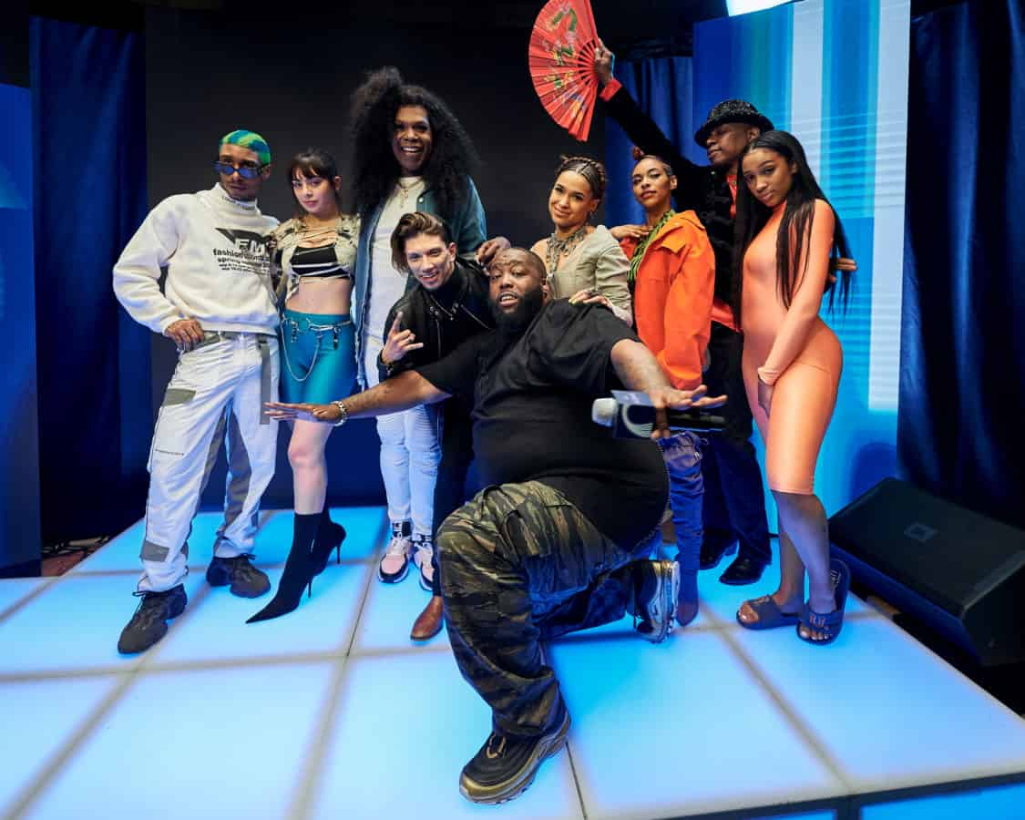 Killer Mike Hosts 'martell Home Live' With Big Freedia & More photo