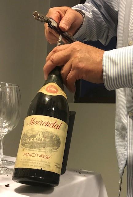 Tim James: Tasting 50 Years Of Pinotage At Meerendal photo