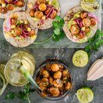 Vegan Mushroom Tacos photo