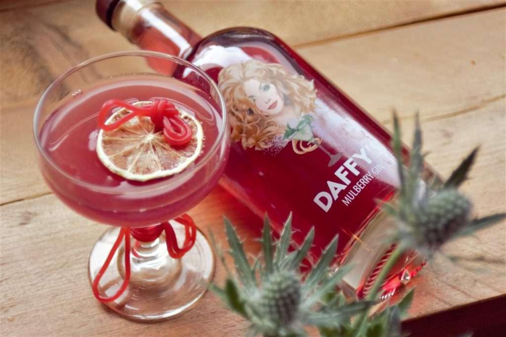 Daffy's Releases New Mulberry Flavour Gin photo