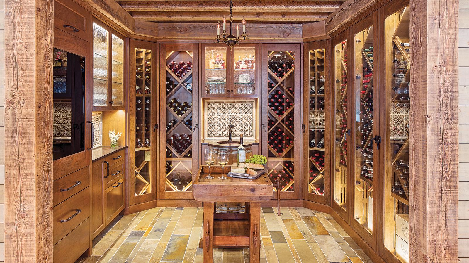 Private Cellars: Refined Design Meets Grab 'n' Go Wine photo