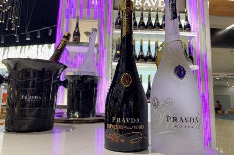 Pravda Vodka Lands At The Loop Auckland In Gtr First photo